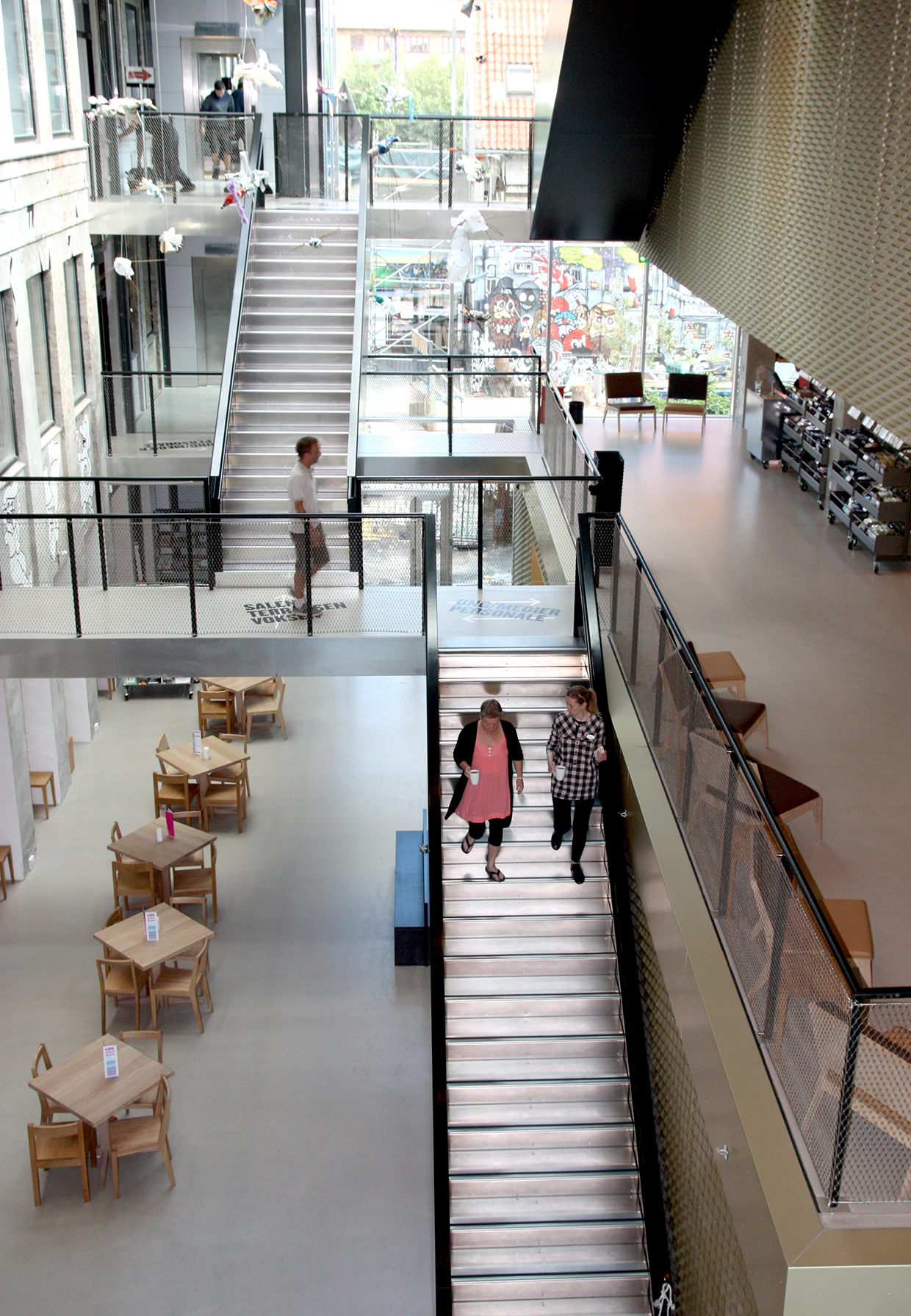 Designgulv, NV Kulturhus