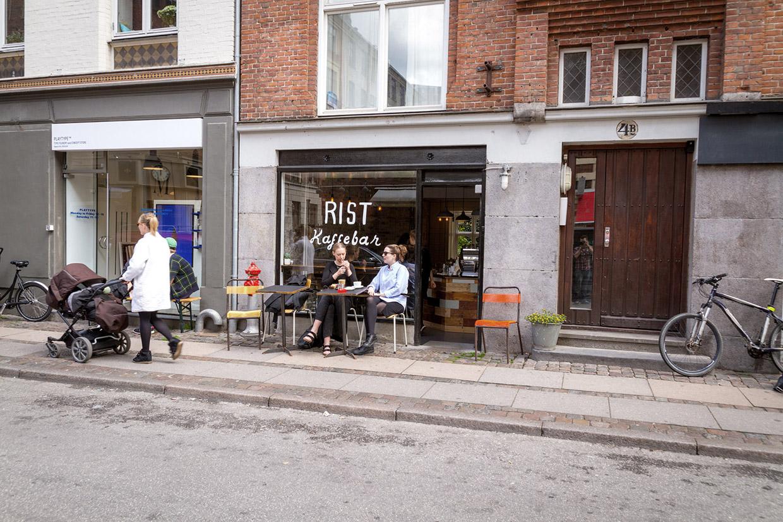 Raw Surface Designgulv - Rist Kaffebar