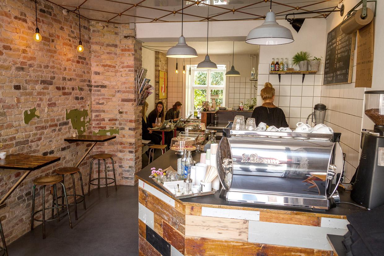 Fremragende Rist Kaffebar - OL Gulve EP28