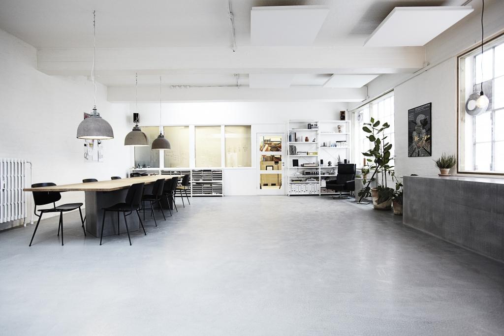 kontor full view mod lager
